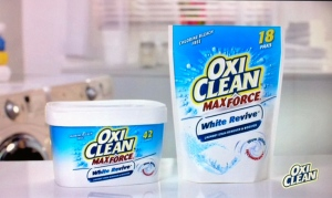 "OxiClean is a classic example of two bad habits in advertising: 1) it has a front-man with the most annoying grating loud voice in the world, 2) it is expanding into other product categories, thereby making the basis of the product's claim into a lie. OxiClean's pitchman is Anthony ""Sully"" Sullivan, ,(born 11 February 1969), a British infomercial pitchman of media shopping in the United States, best known for his roles in television commercials. He is loud, repetitive and well, just darn loud. Oxiclean was pitched as a stain remover and an in-wash stain remover booster. Now"
