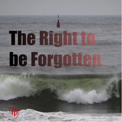 Death of a Mentor and the Right to beForgotten