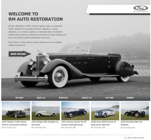 RM auto restoration