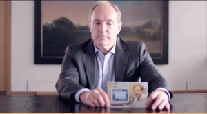 Her is a video of Sir Tim Berners-Lee, inventor of the world wide web, discusses his early career at CERN and how the web evolved from its initial concept. (From Guardian.uk, published Thursday 19 February 2015, rtrvd. 2016-08-23)