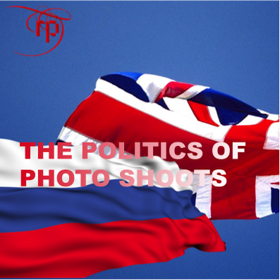 The politics of photoshoots