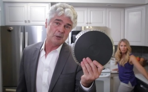 When this guy came on, just straighforwardly talking about how to keep your electric stove's hot plates from overheating, I actually listened and got my husband to rewind the ad to have another listen.