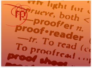 Don't proofraed your own stuff – and here'swhy.