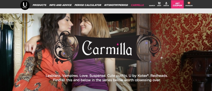 "How ""Carmilla"" Helped Kill Off the 30-Second Ad"