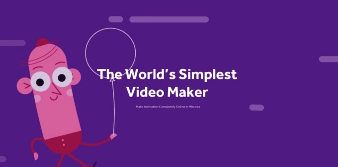 Try Biteable to create video presentations – it's really, really simple