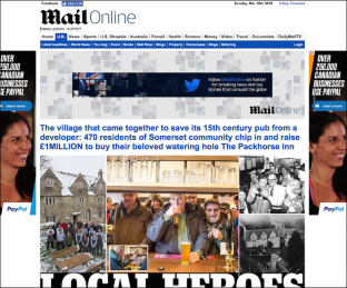 2 Daily Mail Online - the official UK edition (known as MailOnline), home page