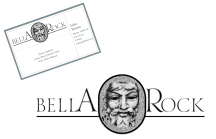 Concept logo - 1 of 5 for Bella Rock Stone Supply