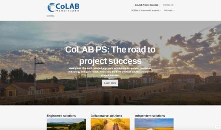 Project Management website (www.colabps.com)