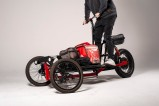 """The Electric Cargo Trike"""