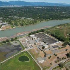 Iona Island Wastewater Treatment Plant (Photo: Metro Vancouver)